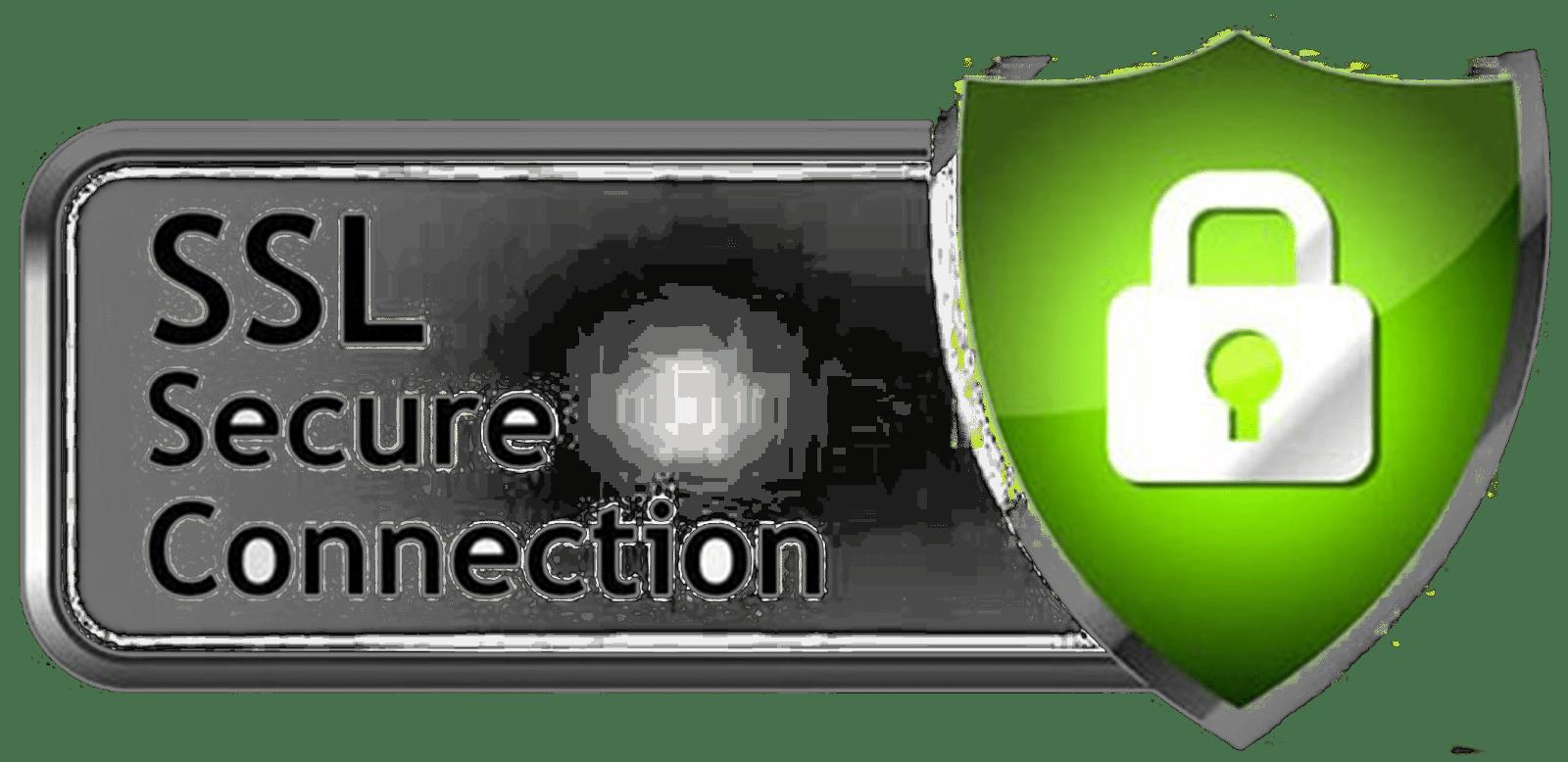 SSL security conection